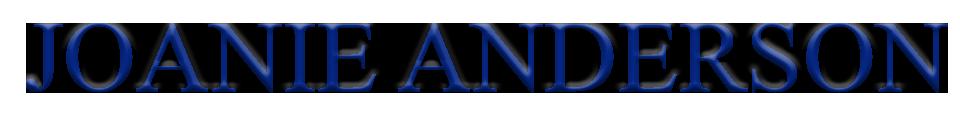 Joanie Anderson Logo